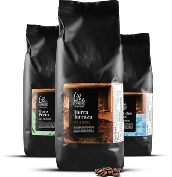 Café en grains Litha Espresso à Paris