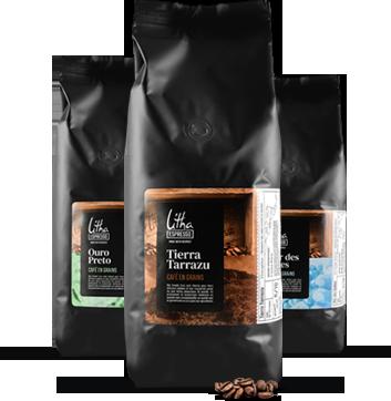 Café en grains Litha Espresso à Villeneuve d'Ascq