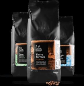 Café en grains Litha Espresso à Aix-en-provence