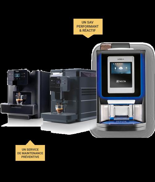 Machines à café professionnelles Litha Espresso