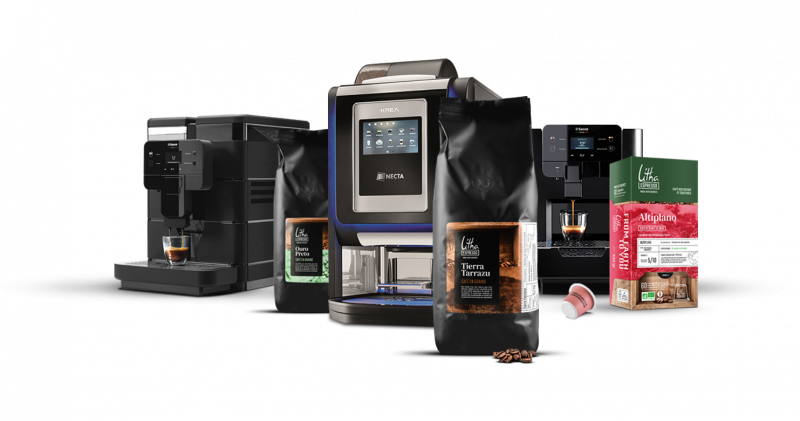 Café et machines à café Litha Espresso